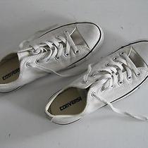 Converse Off-White Fabric Photo