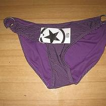 Converse One Star Women's O-Ring Stripe Bottom Size Xl (Listpp3 Photo