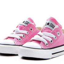 Converse Pink Infant Size 3 Oxford Nib Photo