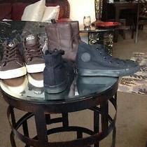 Converse Ralph Lauren Polo Gap Kids Sneakers Lot  Size 8 Little Boys  Photo