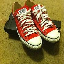 Converse (Red) Size 12 Photo