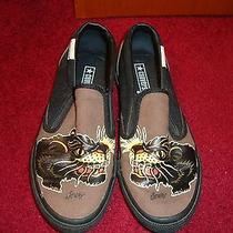 Converse Sailor Jerry Tattoo Low Top Men's 7 Women's 8.5 Photo