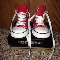 Converse Shoes Kids Infants Size 6 Photo