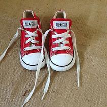 Converse Size 8 Toddler Photo