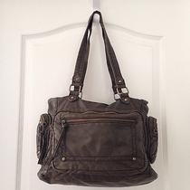 Converse Slouchy Shoulder Bag Handbag Purse Brown  Photo
