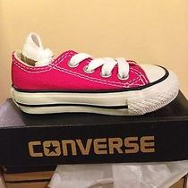 Converse Sneakers--Infant Size 3 Photo