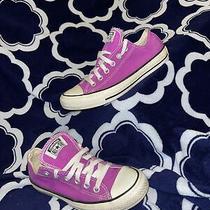 Converse Sneakers Purple  Women's Size 7 Photo