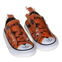Converse Tiger Sneakers Size 4 Infant Photo