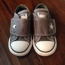 Converse Toddler Size 7 Photo