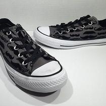 Converse Unisex Grey Black