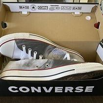 Converse White Claw Photo