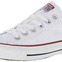 Converse White Low Top Size 12 Photo