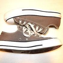Converse Women's  All Star Gray  Low Top Us 7 Photo