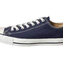 Converse Womens Ct All Star Navy Ox Low Top M9697 Us 6 / Uk 4 / Eur 36.5 / Cm 23 Photo
