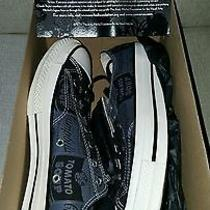 Converse X Andy Warhol All Star 70s Chuck Taylor Campbell Chuck 2 Sz 10 Low Tops Photo