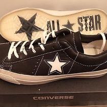 Converse X John Varvatos One Star Black Size 10.5 Photo