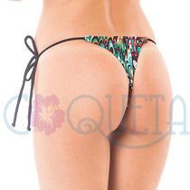 Coqueta Sexy Swimsuit Micro Bikini  Bottom Brazilian Bikini Swimwear Whaletail  Photo