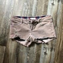 Corduroy Shorts Women Photo