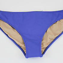 Cosabella Bikini Swimsuit Bottom Blue Large Nwt Photo