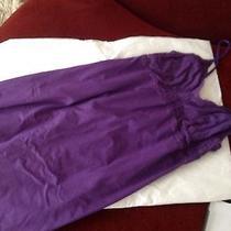 Cosabella Dolce Vita Sweet Grape Purple Babydoll Adjustable Dolce2611 Sz L Nwt Photo