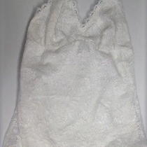Cosabella Italy New With Tags White Lacey Sz M Sexy Shaper Teddy B1542 Gorgeous Photo