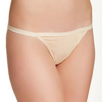 Cosabella Never Say Never Lovely G-String Blush Os Nwt Photo