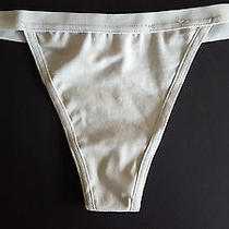 Cosabella Never Say Never Lowrider G-String One Size - White - New Photo