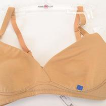 Cosabella Talco Wireless Spacer Nude Beige 34d Tshirt Bra New 80 Hzv477 Photo