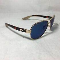 Costa Loreto Rose Gold Blue Mirror 580g Sunglasses Photo