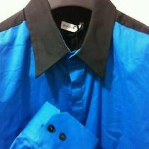 Costume National c'n'c' Luxury Fantastic Shirt 16/41 L Nwt495 luckybid&win Photo