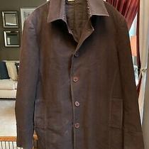 Costume National Homme Men's Brown Jacket Coat Size 48 Photo