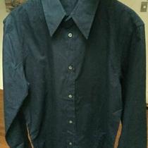 Costume National Shirt Dark Italy 50 Medium Photo