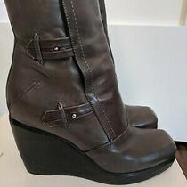 Costume National Womens Ankle Booties Size 39.5 Photo