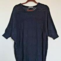 Cotton by Autumn Cashmere Dolman Long Sweater Photo