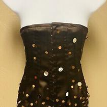 Cotton Express Womans Brown Corset Photo