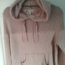 Cotton Hoodie Blush Pink Vv Soft Slub Cotton M L Photo