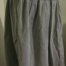 Cotton Skirt/ Sz 4  Skirt/ Grace Elements Skirt/ Striped Skirt Photo
