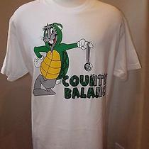 Counter Balance Rabbit in Turtle Clothing T-Shirt Skateboarding Street Wear Photo