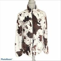 Cow Print the North Face Jacket Size Xxl Photo