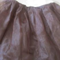 Crazy 8 Fancy Dress Size 6-12 Months Brown/cream Photo