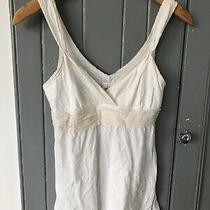 Cream Abercrombie & Fitch Vest Top Small Photo