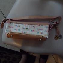 Cream and Brown Xoxo Handbag Photo