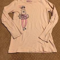 Crewcuts Collectibles Blush Pink T Shirt  Girl 10 Photo