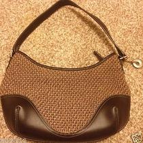 Crochet Bag the Sak Purse Bag Brown Photo