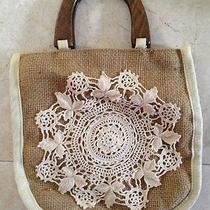 Crochet Handbag Photo