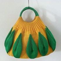 Crochet Handbag Large Bag Photo