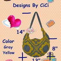 Crochet Handmade High Quality Crochet Handbag Photo