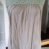 Crochet Knit Tunic Anthropologie Photo