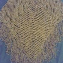 Crochet Poncho Os  Photo
