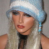 Crochet Women 1920's Cloche Flapper Hat 21 Choices Photo